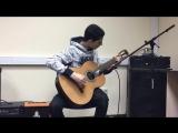 Adam Elhakim - The Entertainer (Scott Joplin)