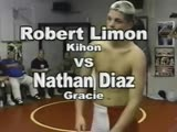 Nate Diaz vs Robert Limon. 2002 год.