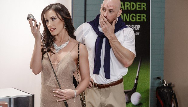 Brazzers - Pounded At The Pro Shop