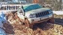 НИВА которая НАКАЗЫВАЕТ. ЗАГОРЕЛСЯ Jeep Grand Cherokee. SUBARU отжигает.