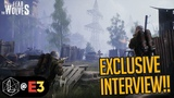 An Exciting New Battle Royale With A Twist - Fear The Wolves Exclusive Interview