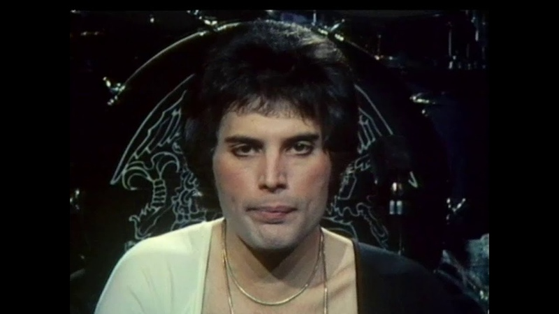 We Are The Champions TOTP Video With Colour Intro Official Music Video High Quality