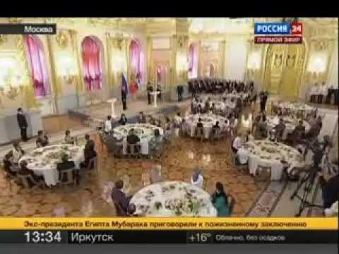 Путин не ожидал! Многодетный отец проповедовал Иисуса на всю Россию
