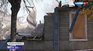 В Боровске устроили вандализм по программе переселения ветхого жилья