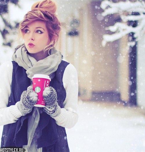 Фото на аву зима - a