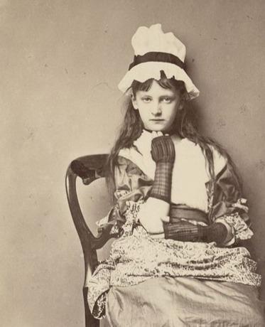 Как девочка, которая прожила только 6 лет, стала самым знаменитым ребенком британской живописи: Пенелопа Бутби