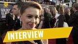 GOLDEN GLOBES 2019 Red-Carpet-Interview mit Alyssa Milano