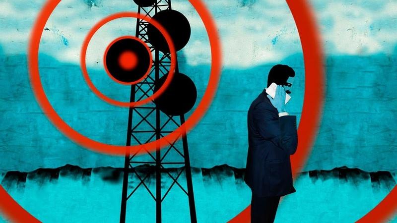 СВЧ Волны - убийцы! Электромагнитные излучения убивают! WI-FI и сотовые телефоны ! Знайте!