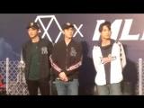 [FULL] 180323 엑소 EXO at MLB Store Opening in Hong Kong