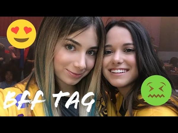 Bff tag ft Michelle Olvera Ilenia Antonini