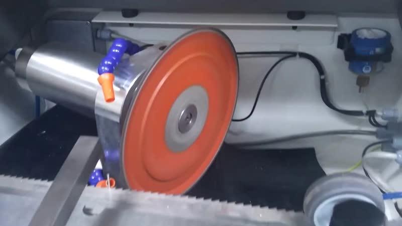 Автоматический станок ELITE SC PRO - для заточки ленточных пил