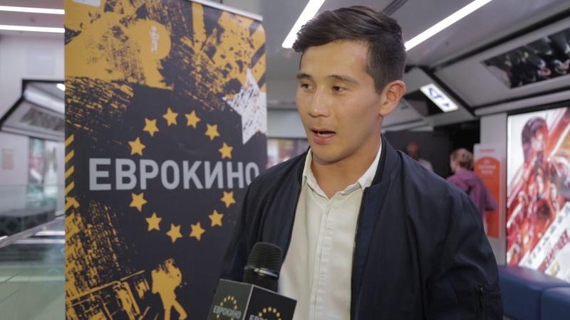 Еврокино: Репортаж с премьеры фильма Генезис 2.0