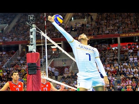 TOP 10 Best Volleyball Actions Kevin Tillie (FRA) | Volleyball Moments