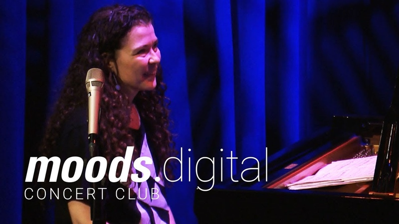 Live at Moods: Sylvie Courvoisier Trio Double Windsor