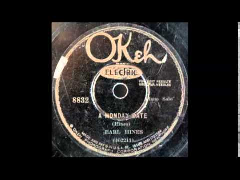 Monday Date (Earl Hines)