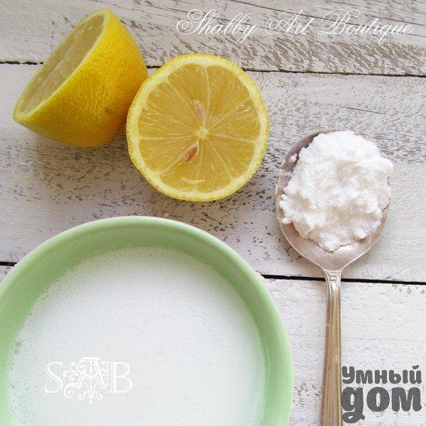 Моющее средство для стирки своими руками рецепты