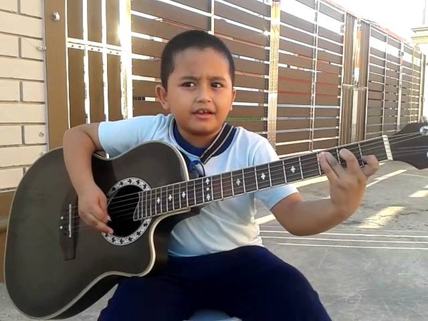 Metallica Nothing Else Matter cover by azry
