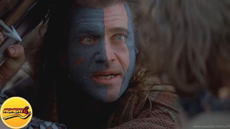 Господь говорит что вытащит меня из этой заварухи а вот твоя песенка спета Фильм Храброе сердце 1995