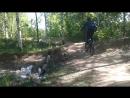 Дёрт на моём BMX 2