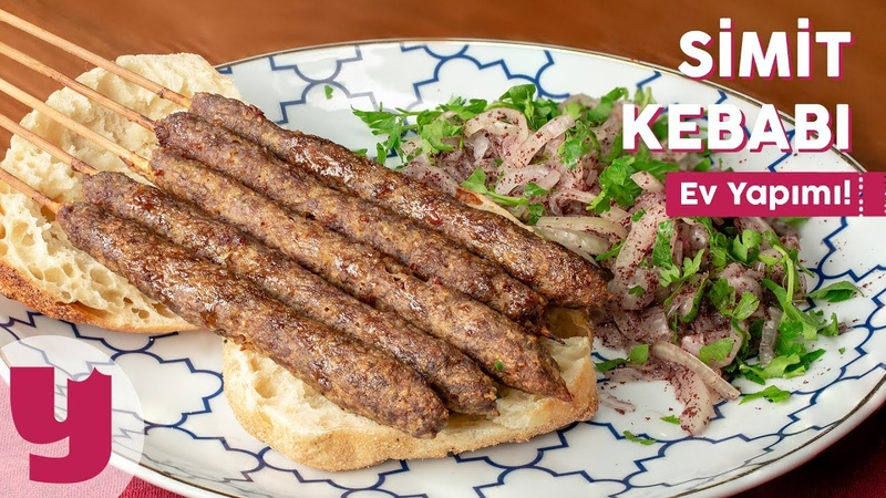 Simit Kebabı Tarifi Gaziantep'ten Sevgilerle Yöresel Tarifler
