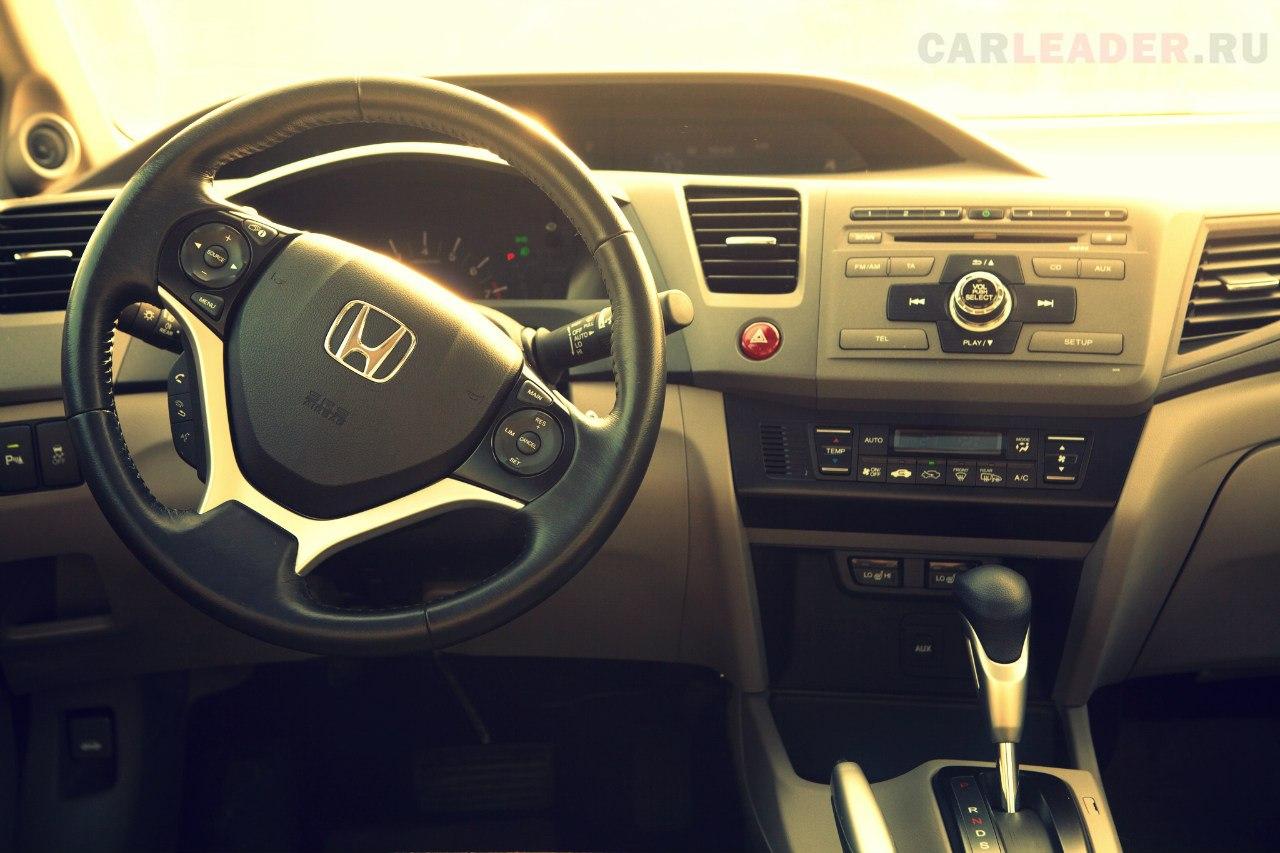 Торпеда Honda Civic 4D 2013