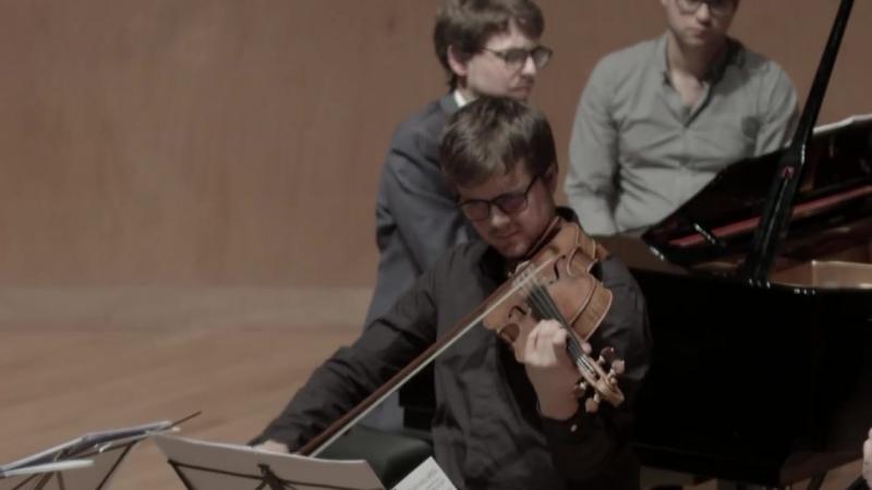 Lucas Debargue Quatuor Symphonique (2018)