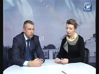 Бюджет города Сокола сформирован на три года. В студии - руководитель администрации города Сокола Сергей Мазаев