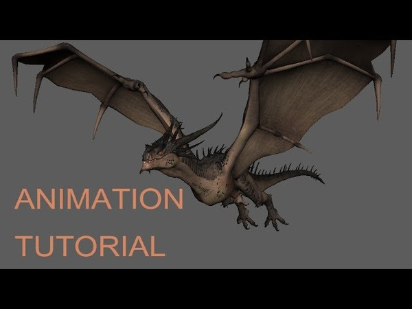 Dragon flying Tutorial