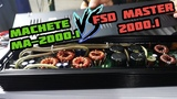 MACHETE MA-2000.1 против FSD MASTER 2000.1