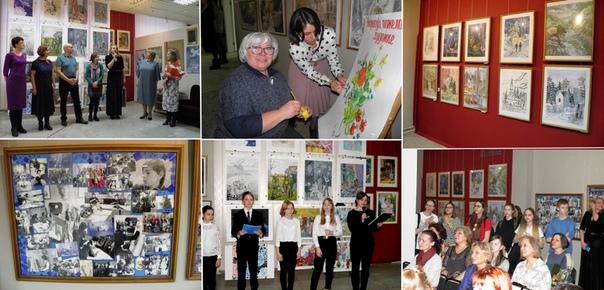 40-летние художественного отделения Школы искусств №2