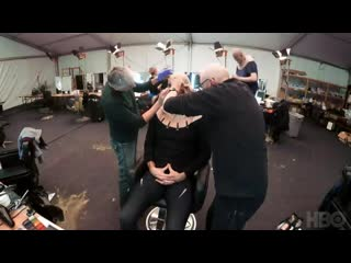 Inside Game of Thrones- A Story in Prosthetics – BTS (HBO)