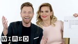 hayley atwell &amp ewan mcgregor answer the web's most searched questions WIRED
