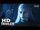 Game of Thrones Season 8 Trailer 2 (Final Season 2019) Kit Harington, Emilia Clarke/Trailer Concept