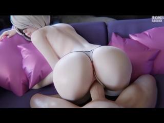 Nier automata - HentaiхентайПорно ule34pornsfmsfm3d porn