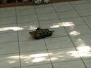 Танк на Р/У 9356 Демонстрация