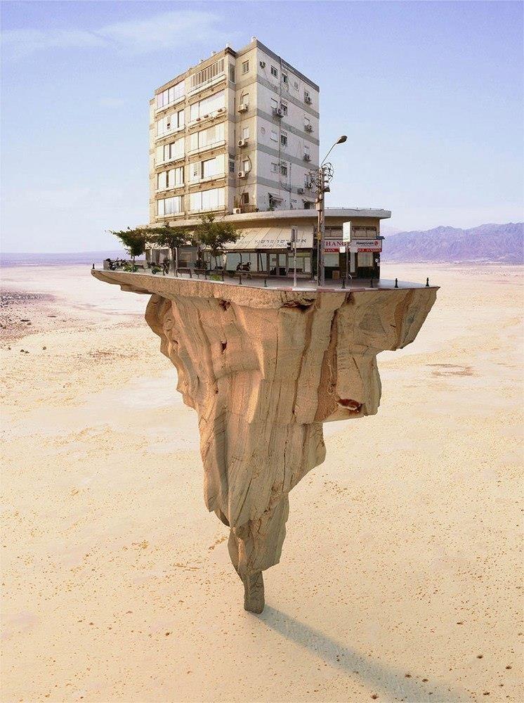 Виктор Энрих — виртуальный архитектор и автор умопомрачительных архитектурных иллюстраций