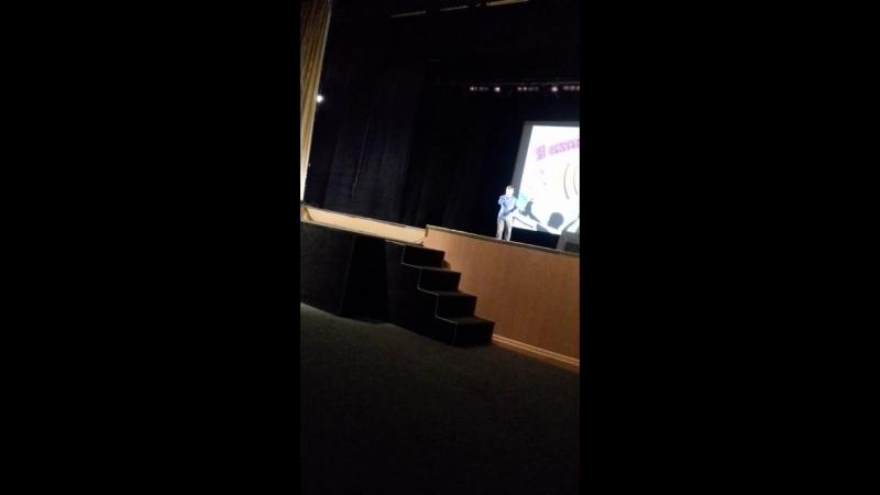 Выступление в дворце культуры Смена. Beatbox