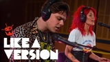 YUNGBLUD &amp Halsey cover Death Cab for Cutie 'I Will Follow You Into The Dark' for Like A Version