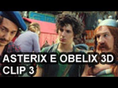 Asterix Obelix al servizio di sua maestà - Clip n. 3 - Dal 10 gennaio 2013 al cinema!