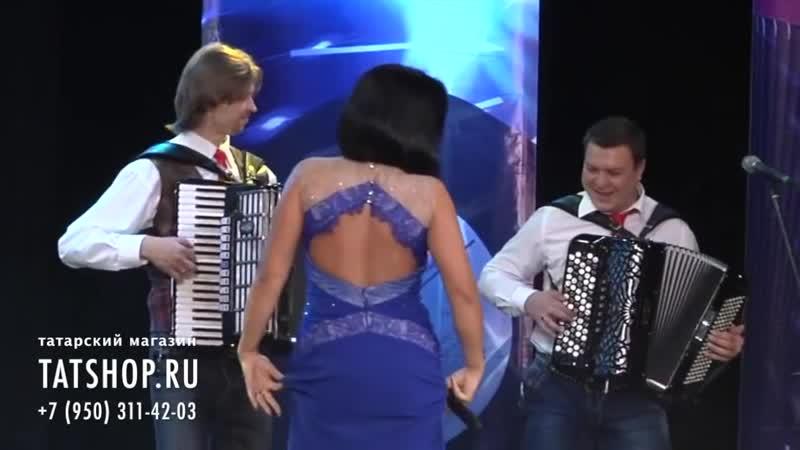 Ильсия Бадретдинова «Әбиеңнәр кыз чакта» (Илсөя Бәдретдинова)