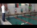 Соревнование Брас 50м на груди, 3 место