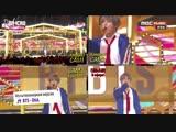 [RUS SUB][03.10.17] Ending + Multi Cam @ Show Champion