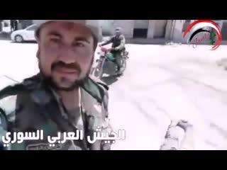 مصير جبهة النصرة و ما يسمى جيش العزة في ريف حماة الشمالي - - 14 5 2019