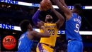 Los Angeles Lakers vs Orlando Magic 1st Half Highlights 11.17.2018, NBA Season