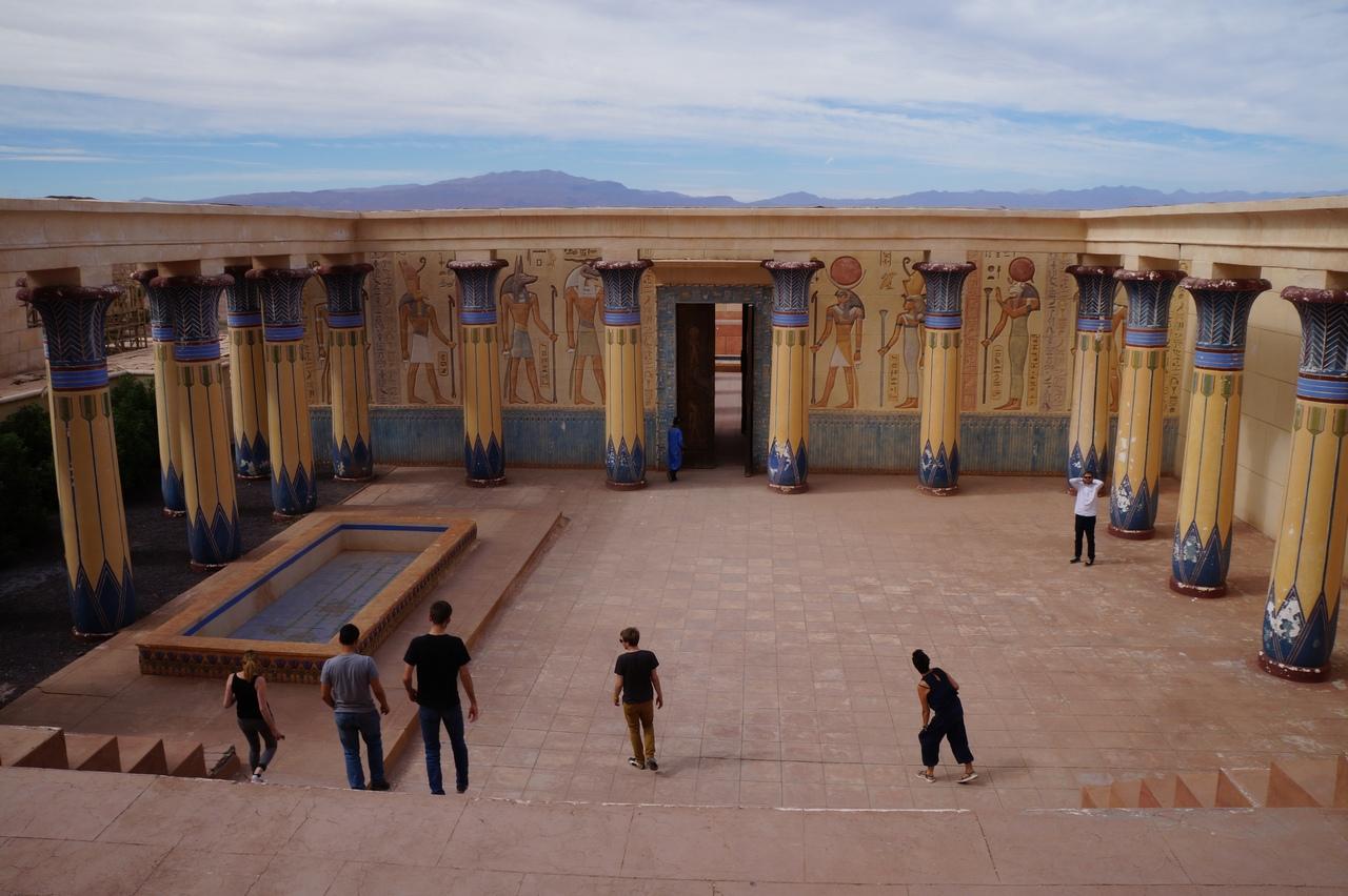 Студия Атлас в Марокко - главная кинокузница Голливуда
