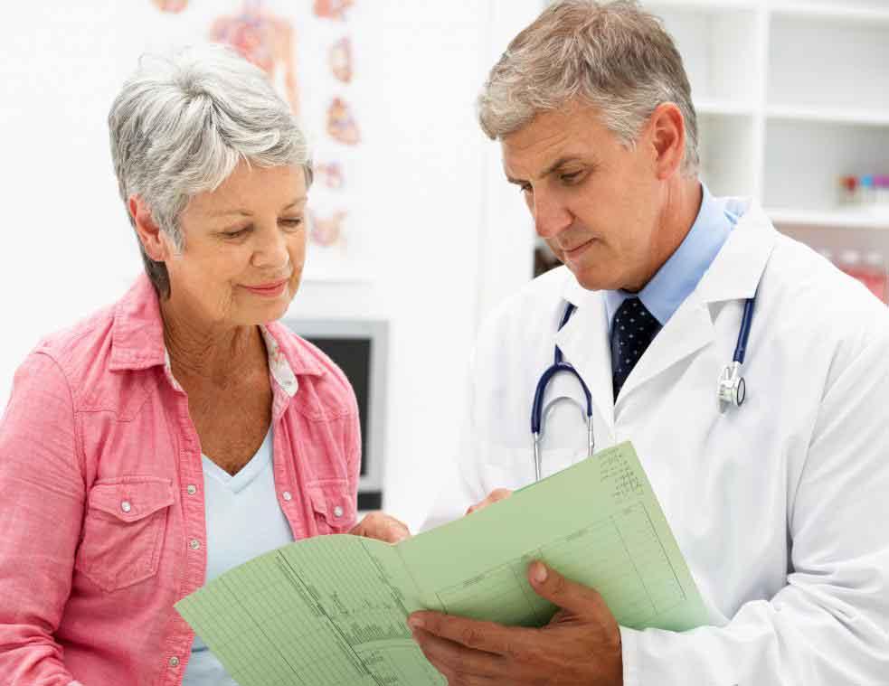 В идеале пациенты с диабетом должны находиться под опекой эндокринолога