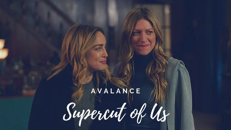 Supercut of Us || Sara Lance and Ava Sharpe || Legends of Tomorrow {4x15}