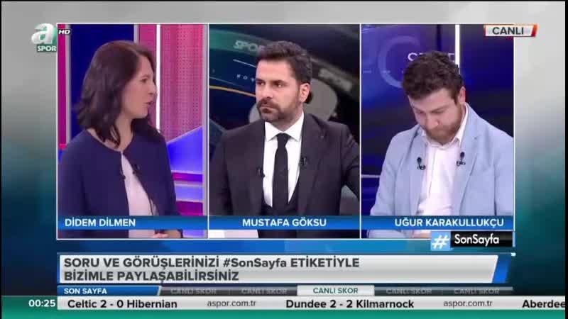 Galatasaray Gelişmeleri Uğur Karakullukçu Yorum ve Analizler son sayfa