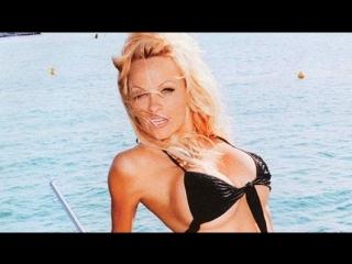Pamela Anderson - Bikini Shoot in Cannes 2007
