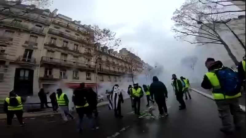 Cest Dramatique, Paris est en Feu
